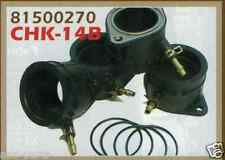 KAWASAKI ZX 6 R (ZX600F1-3) - Kit 4 Pipes d'inlet - CHK-14B - 81500270