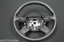 Audi Q7 4L Facelift Lenkrad Leder Multifunktion Soul Lederlenkrad 4L0419091AC