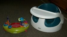 Mamas & Papas Teal Baby/Infant Seat/Chair w/Tray & Activity Tray Play   !!NICE!!