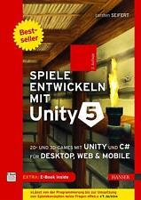 Spiele entwickeln mit Unity 5 von Carsten Seifert (2015, Set mit diversen Artikeln)