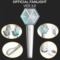 NEW EXO FANLIGHT VER 3.0 OFFICIAL CONCERT LIGHT STICK VER.3 K-POP Limited F/S