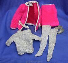 "MOD Barbie ""Snug Fuzz"" #1813 Complete"