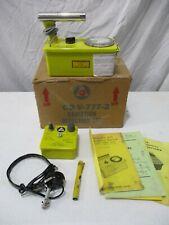 Civil Defense Victoreen Cdv 700 Geiger Counter Survey Meter Set Parts Repair