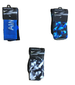 Nike Young Athletes LIGHTWEIGHT or CUSHIONED Crew Socks; 7C-10C, 10C-3Y, 3Y-5Y