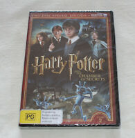 Harry Potter And The Chamber Of Secrets (DVD, 2016, 2-Disc Set) New Sealed