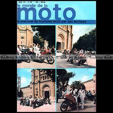 LE MONDE DE LA MOTO N°79 SUZUKI GSX 400 GS 1000 TRIDENT NORMAN HYDE BMW R100/7