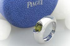 Schmuck Piaget Ring mit Turmalin & Brillant Massiv 750er Weißgold AKTIONSPREIS