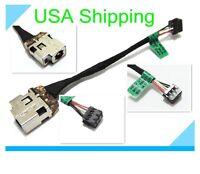 Original DC power jack cable wire for HP Sleekbook 15-B109WM 15-B119WM 15-B142DX