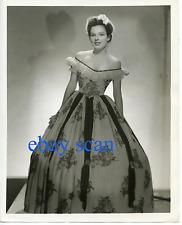 MERCEDES McCAMBRIDGE Vintage Original Photo Radio & TV Legend Glamour Portrait