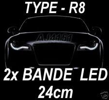 Bande LED type R8 24cm FIAT STILO SEICENTO ALL MODELS