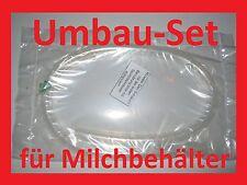 MILCHSCHLAUCH SET für Milchbehälter der DeLonghi PrimaDonna ECAM 26.455.M / MB
