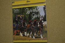 °°° calendrier 2020 twenty working horses