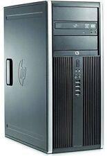 HP 8200 CORE i5! 8GB RAM! 500GB HD! 3.4GHZ SPEED! WIFI !WINDOWS 10 PROFESSIONAL!
