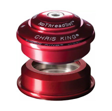 "FR0048  Chris King InSet 1 Headset, 1-1/8"" 44mm Red"