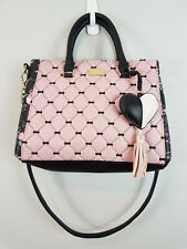 [ BETSEY JOHNSON ] Womens Faux Leather Quilted Bag / Handbag