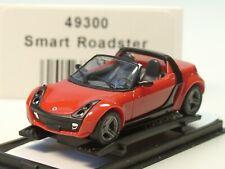 Busch Smart Roadster rot/ schwarz - 49300 - 1:87