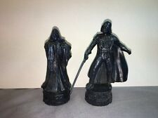 (A3) Star Wars Saga Edition Chess Replace Piece Emperor & Darth Vader CAke Top?