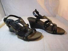 586c21c21d1ceb Womens Relativity Palmetto Metal Studded Sandals Shoes Size 9M 3