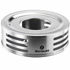 Westmark Stainless Steel Camping Stove Tea Cosy Ready Heat Plate Teekannenlicht