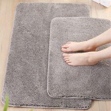 40x60cm Anti Slip Bath Mat Bathroom Floor Pad Soft Absorbent Rug Shower Pedestal