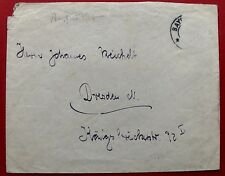 1914 Bayreuth Winifred Wagner-AUTOGRAPH