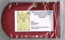Beetroot Powder 50g Certified Organic (Beta vulgaris) No Chemicals, Non GMO.