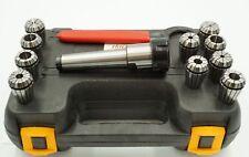 SCT 10 pc ER25 Milling  Collet set & 3MT Morse Taper Holder  41012012