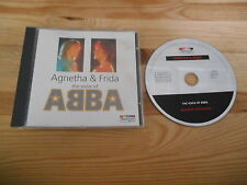 CD Pop Agnetha & Frida - Voice Of ABBA (14 Song) SPECTRUM KARUSSELL POLYDOR