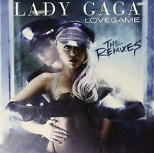 Lovegame [Single] [Single] by Lady Gaga (Vinyl, Jun-2009, Interscope (USA))