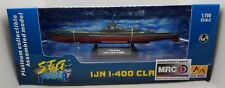 MODEL 1:700 SCALE IJN I-400 CLASS SUBMARINE sea power NIB