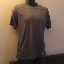 NIKEPRO FITTED - DRY FIT  MEN T-SHIRT, SIZE M, 84% POLYESTER, 16% SPANDEX