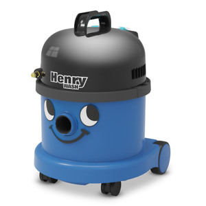 Henry Wash HVW370 Wet Vacuum and Carpet Cleaner Direct from Manufacturer