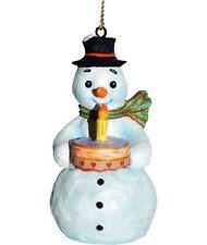M.I. Hummel A Wish For You Snowman Ornament Nib #827403