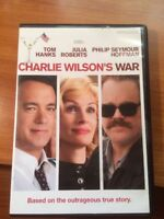 Charlie Wilson's War (DVD) Tom Hanks, Julia Roberts, Philip Seymour Hoffman...86