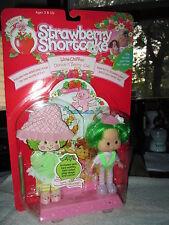 Strawberry Shortcake Lime Chiffon Dance n' Berry-cise Doll 1991 RARE