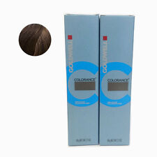 Goldwell Colorance Demi Hair Color 6NGB - Dark Blonde Reflection Bronze  *2 set*