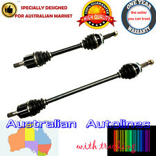 One Pair Hyundai Elantra XD 1.8L & 2L Manual CV Joint Drive Shafts 10/00-2/07