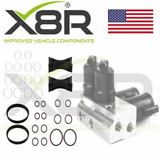 Mercedes Benz ABC Hydraulic Valve Block Solenoid Oil Seal Repair Fix Rebuild Kit