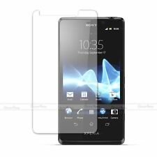 10x TOP QUALITY CLEAR SCREEN PROTECTOR DISPLAY FILM FOR SONY XPERIA T LT30p