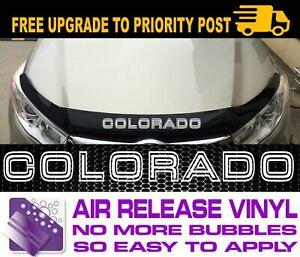 For Holden Colorado Bonnet Protector Sticker Vinyl Decal 400mm