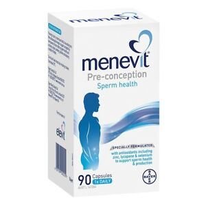 Menevit-Male Fertility 90 Capsules