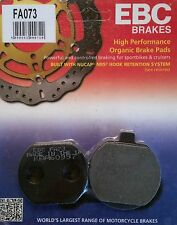 EBC/FA073 Brake Pads (Front) for Kawasaki Z250/Z400/Z440/Z500/Z550/Z650/Z1000...