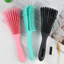 The Magic Wonder Brush EZ Detangler Hair Brush Anti-Static Scalp Comb Hair Brush