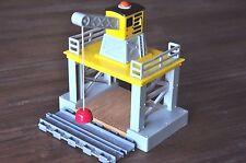 THOMAS and FRIENDS Take Along & N Play - SODOR Gantry crane - Like NEW