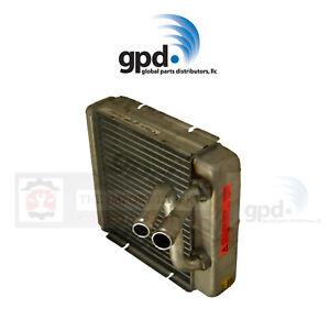 HVAC Heater Core fits 1982-1992 Pontiac Firebird  GLOBAL PARTS