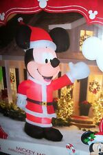 DISNEY MICKEY MOUSE 11FT TALL CHRISTMAS AIRBLOWN INFLATABLE NIB