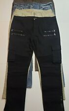 Lot of 4 Jeans Cargos Khaki Pants Trousers Mens Size 42 X 32