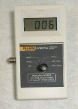 Fluke Dpm 2 Plus Pressure Meter DPM2Plus  *Replacement Knob*