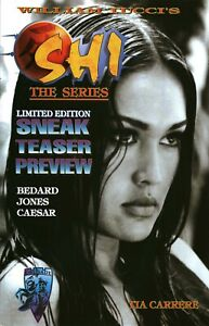 Crusade Comics Shi The Series Limited Edition Preview Comic Book #1 (1997)