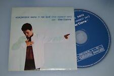 Alejandro Sanz Con The Corrs – Me Iré (The Hardest Day). CD-SINGLE PROMO